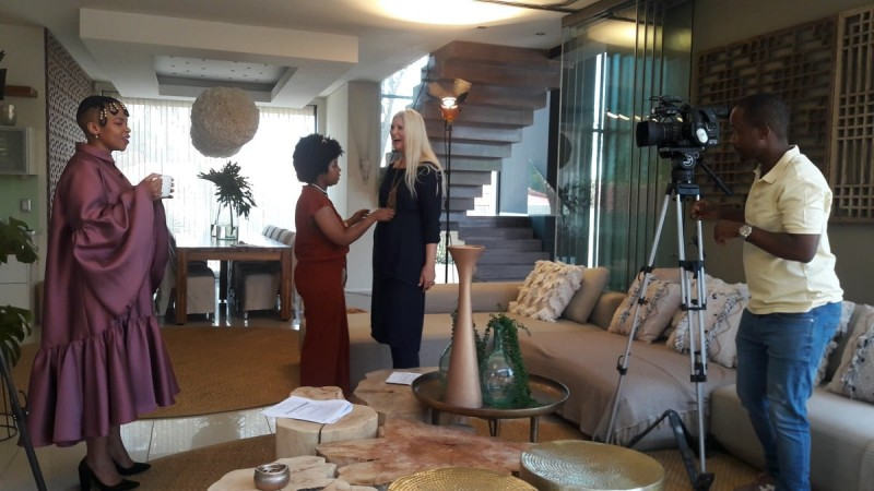 Nieuwoudt Architects featured on DSTV The Home Channel